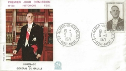 1971hommage degaulle