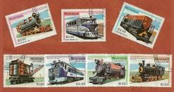 Nicaragua locomotives