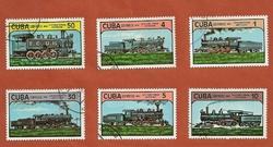 Cuba locomotive