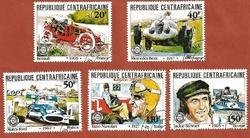 CENTRAFRIQUE COURSE AUTO
