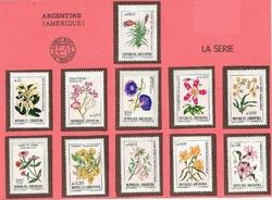 FLEURS ARGENTINE