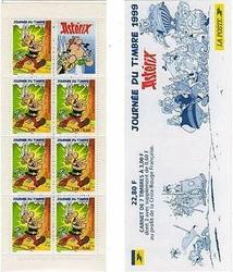 carnet asterix 1999