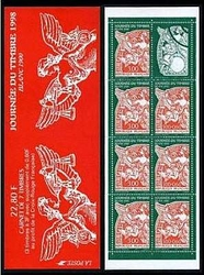 carnet blanc 1998