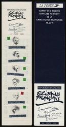 carnet ecrivains 1993