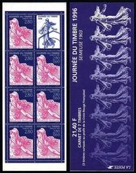 carnet semeuse 1996