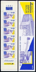 carnet tri postal 1991