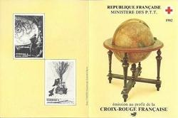 carnet cx rouge 1982