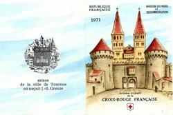 carnet cx rouge 1971