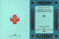 carnet cx rouge 1964