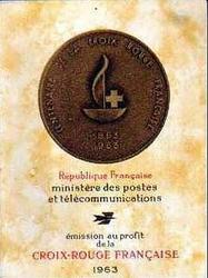 carnet cx rouge 1963