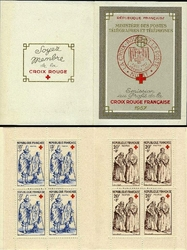 carnet cx rouge 1957