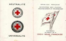 carnet cx rouge 1955