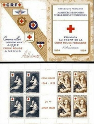 carnet cx rouge 1954