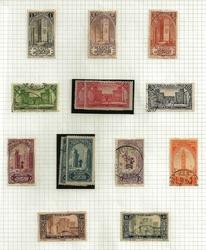 timbre maroc 1917