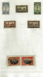 timbre maroc 1917b
