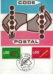 1972service postal