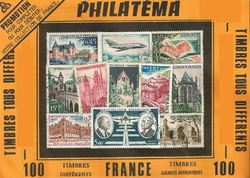 100 timbres FRANCE2