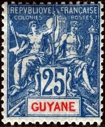GUYANE FRAN