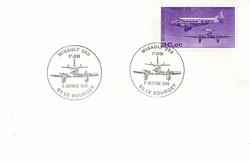 enveloppe 1er jour1986WIBAULT283