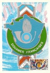 DOUANES FRANCAISES 1976