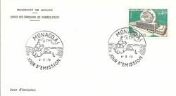 MONACO SIEGE DE UPU 1970