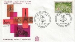 ECOLE CENTRALE DES ARTS ET MANUFACTURES 1969
