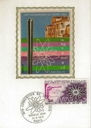 convention du metre 1975