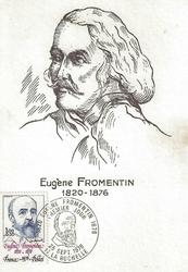 eugene fromentin 1976