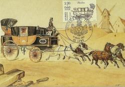 journee du timbre berline 1987