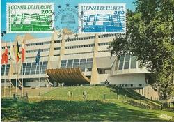 conseil de europe 1987