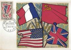 1965 20è anniversaire de victoire