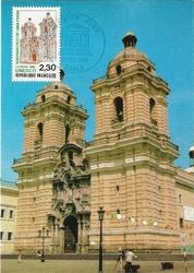 1990 unesco st francisco de lima