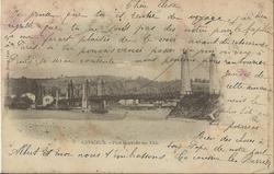 gevrieux le pont 1905