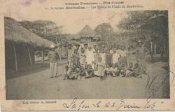 école de Bondoukou 1906