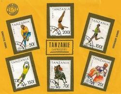 SPORT TANZANIE