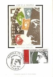 1975 ARPHILA 4FRCS