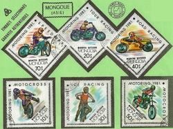 MOTORING MONGOLIE