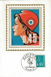 1971 MARIANNE 0.45