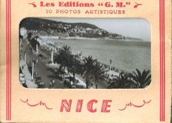 carnet de photos Nice