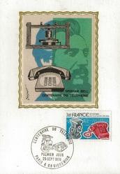 1976 GRAHAM BELL