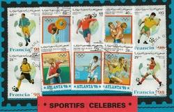 sportifs celebres