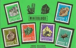 mineraux hongrie