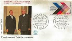 10è anniversaire traité franco allemand
