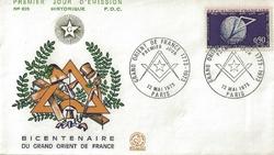 bicentenaire grand orient 1973