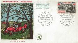 taxis de la marne 1964