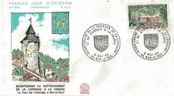 1966 rattachement lorraine a france