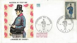 1968 journee du timbre