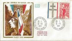 1971 DE GAULLE HOMMAGE