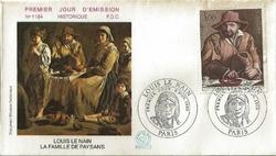 1980 LOUIS LE NAIN 1184