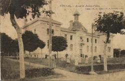 ecole de jeunes filles vonnas 1905